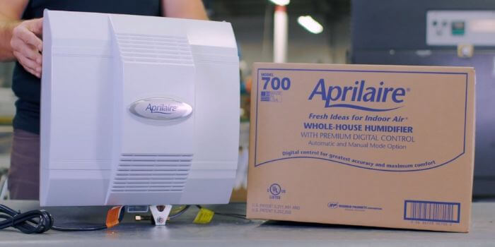 What does humidifier capacity mean